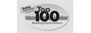 Top 100 Roofing Contractors Logo