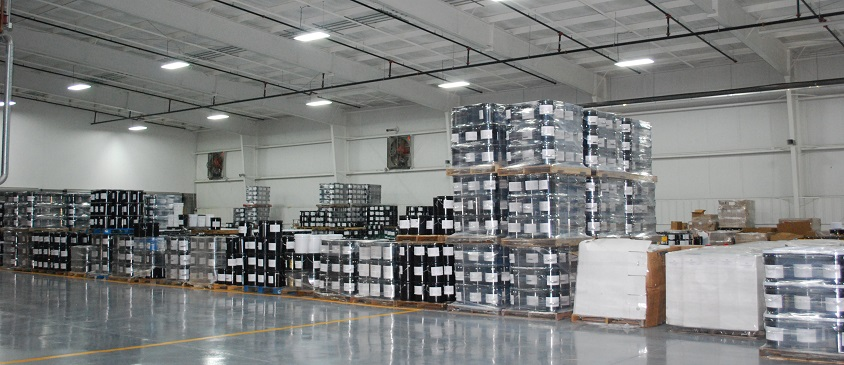 SR Products Warehouse
