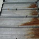 Metal Roof Deflection
