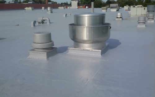 Akron's Preferred Commercial Roofing Company | Simon Roofing