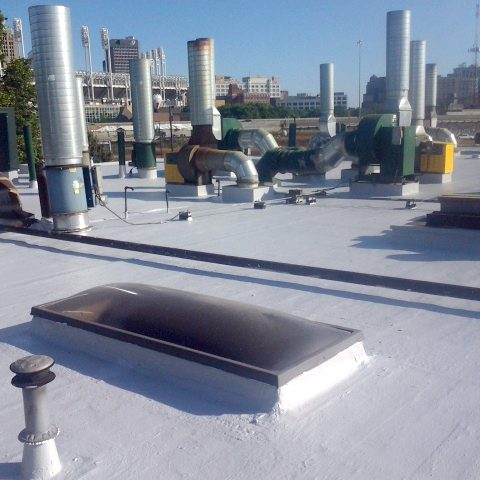 Commercial Flat Roof Repair and Restoration | Simon Roofing