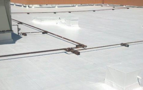 Commercial Flat Roof Repair and Restoration in Seattle, Washington
