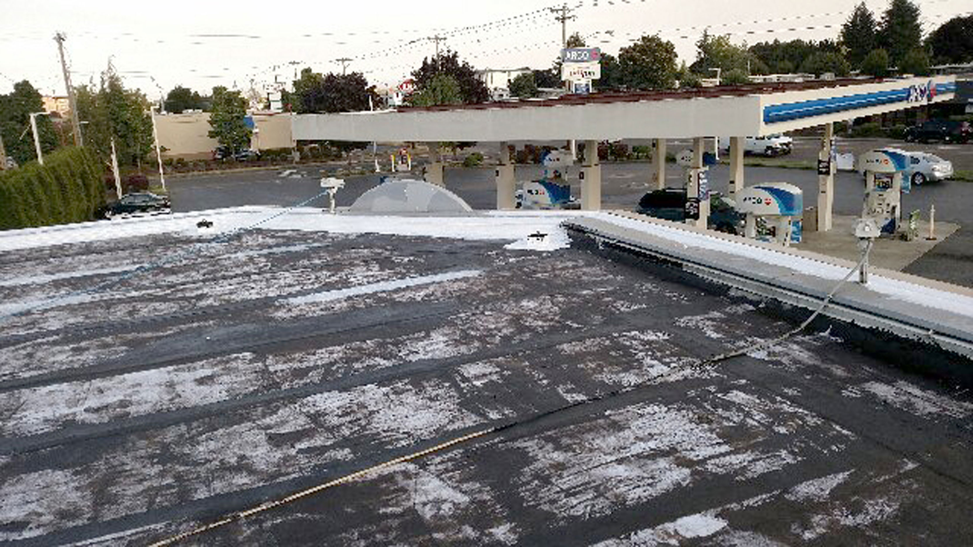 Commercial Inustrial Roofing Contractor In Portland