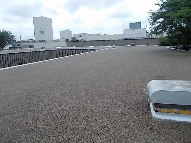 Commercial Flat Roof Repair and Restoration in Columbus, Ohio