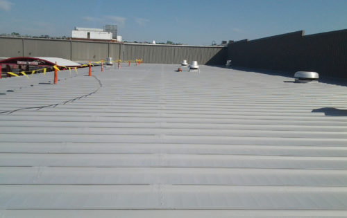Commercial Flat Roof Repair and Restoration in Portland, Oregon