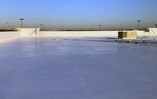 Commercial Flat Roof Repair and Restoration in Dallas, TX