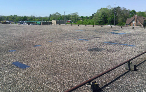 Commercial Flat Roof Repair and Restoration in Detroit, MI