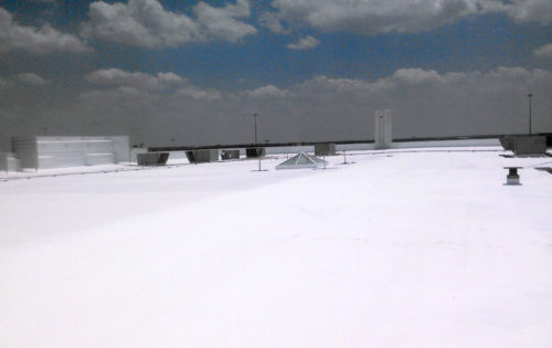 Commercial Flat Roof Repair and Restoration in Commercial Flat Roof Repair and Restoration in Dallas, TXColumbus, Ohio