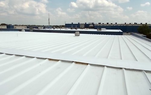 Commercial Flat Roof Repair and Restoration in Columbus, Ohio