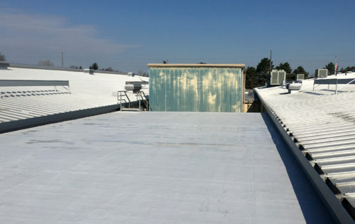 Commercial Roofing Company In Columbus Oh Simon Roofing
