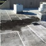 Equipment Operation-Discharge of Contaminants on Flat Commercial Roof