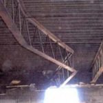 Bar Joist Damage on Flat Commercial Roof