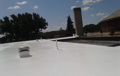 Youngstown Roof Photo 4