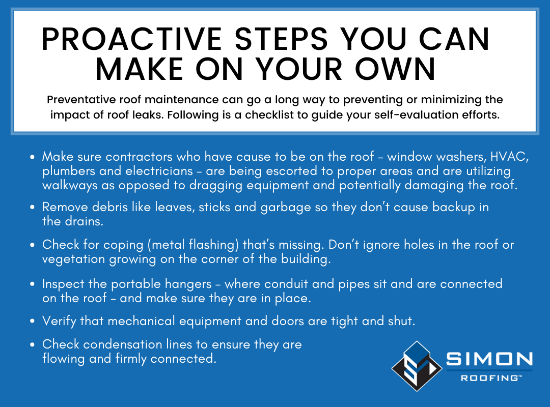 Proactive Steps You Can Make On Your Own | Checklist